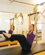 pilateslauragais-marie-trapeze